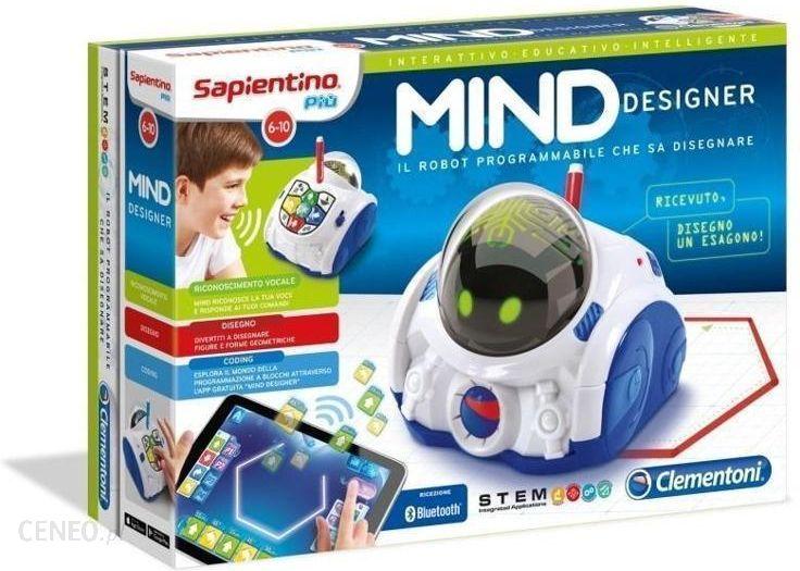2b267b710a33 Clementoni Robot Mind Designer 50534 - Ceny i opinie - Ceneo.pl