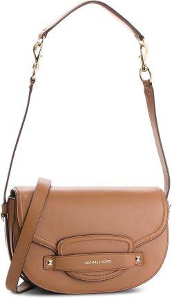 03d9cae0e6e6b Mała damska torebka skórzana elegancka na ramię Brązowy jasny - Ceny ...