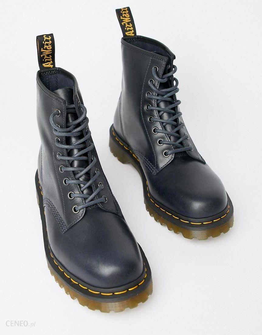 sprzedaż online moda 100% autentyczności Dr Martens 1460 8-eye boots in navy - Navy