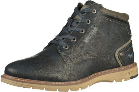 1289f98b KENT 119 BRĄZ - Wysokie buty zimowe, skóra, naturalne futro - Ceny i ...