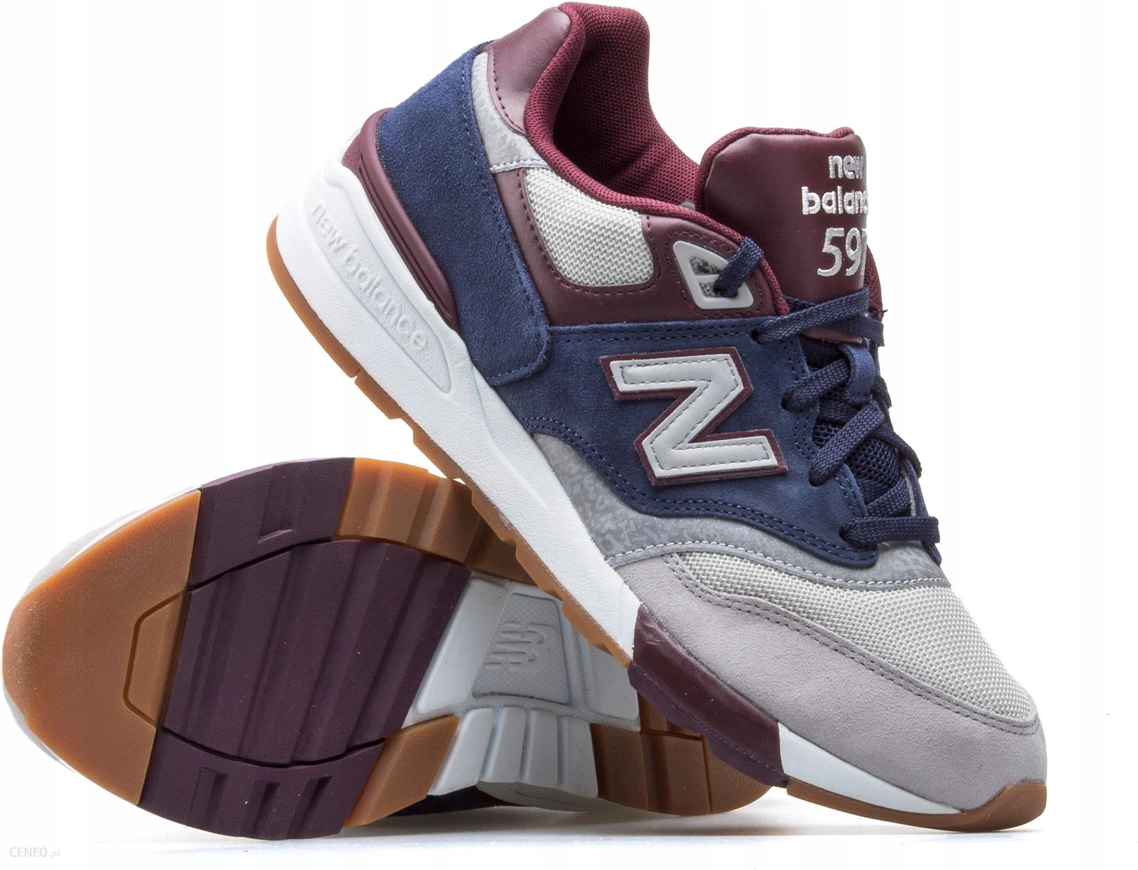 online store a66d3 f4d88 Buty męskie New Balance ML597GNB r. 42 1/2 - Ceny i opinie - Ceneo.pl