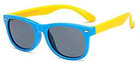 e2132154c8d1 Amazon Long Keeper dziecięcy Polaryzowany klasyczny retro okulary  przeciwsłoneczne do dla niemowląt