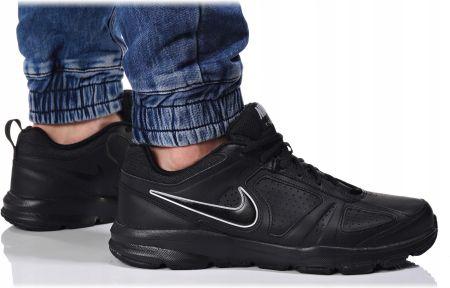 cheap for discount 7898d c49ae Buty Nike Męskie T-lite 616544-007 Czarne Allegro