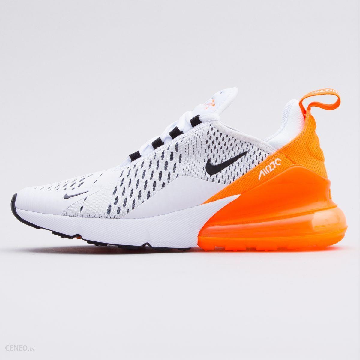 Buty męskie Nike Air Max 270 Pomarańczowy Ceny i opinie Ceneo.pl
