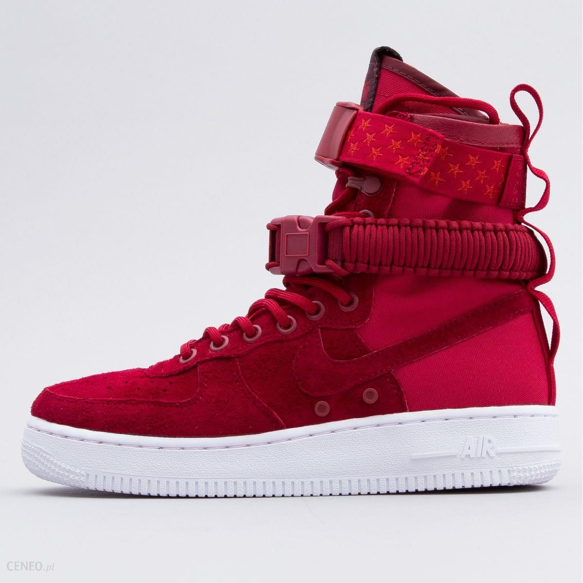 Nike WMNS SF AIR FORCE 1 857872 601 Ceny i opinie Ceneo.pl