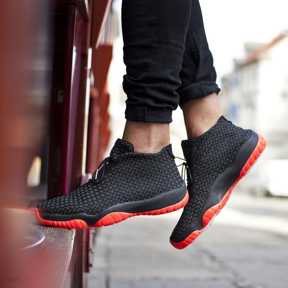 Buty NIKE Air Jordan Future Premium 652141 023 BlackBlack