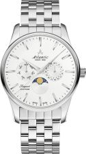 Atlantic Zegarek Męski Atlantic 56555.41.21 Seasport Moonphase 11064
