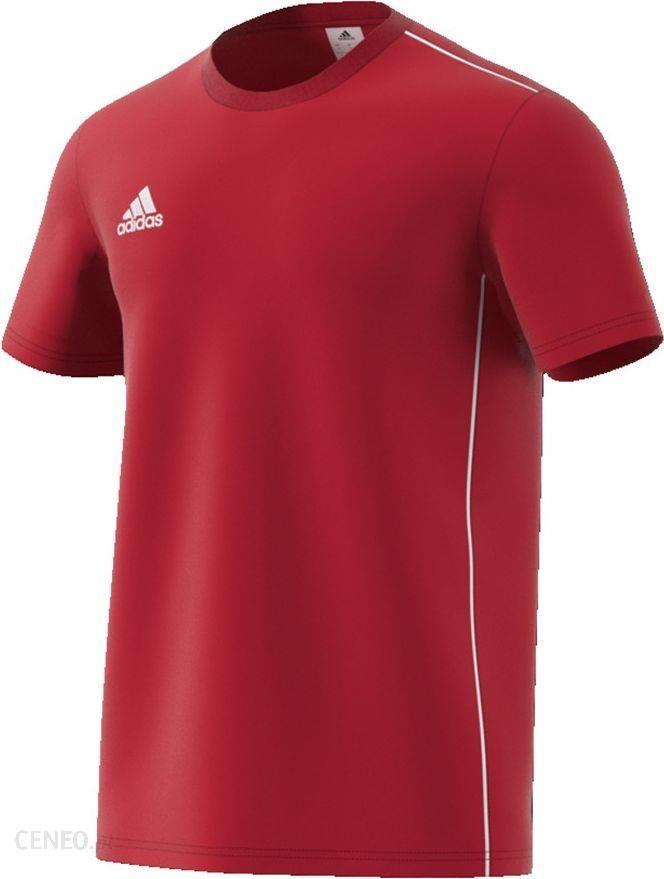 Koszulka POLO ADIDAS bluzka damska CZERWONA XS XL