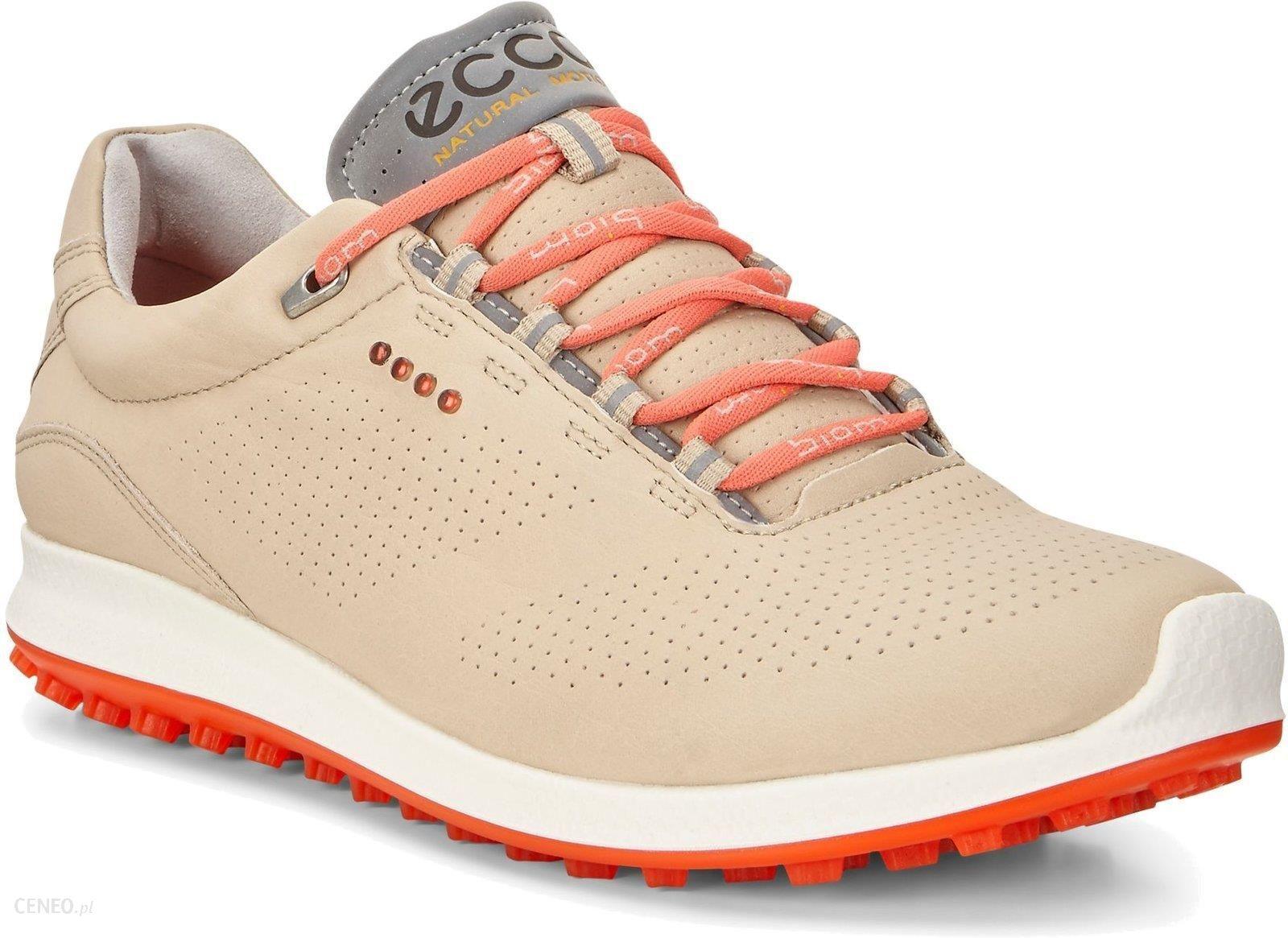Ecco Golf Biom Hybrid 2 Oyester Coral Blu Womens Ceny i opinie Ceneo.pl