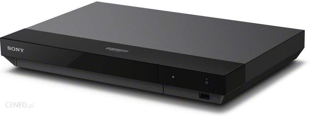 Sony UBP-X500B czarny