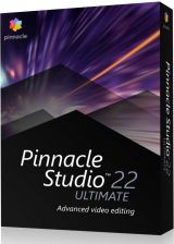 Pinnacle Studio 22 Ultimate PL Dożywotnia 1U (PNST22ULMLEU)