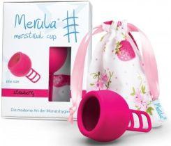 Merula Cup Uniwersalny kubeczek menstruacyjny Strawberry - Opinie i ceny na Ceneo.pl