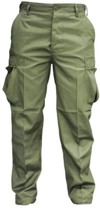 5a52fe8ea Spodnie Bojówki M65 Moro Mil-Tec BDU Ranger M Allegro