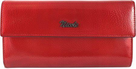 e533d997b318a Portfel damski skórzany KEMER D14/1 Czerwony - czerwony - Ceny i ...