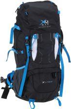 1f6a2cab42e41 Plecak Xq Max Plecak Turystyczny Xlite Lekki Plecak Trekkingowy 60L Czarny  - zdjęcie 1