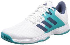 size 40 2a6f7 d1e5b Amazon Adidas Damskie buty Barricade Court Tennis - biały - 38 23 EU