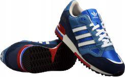 52a8b722d8973 Buty Męskie Adidas ZX 750 G96718 Niebieskie r.40.5