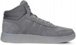 Buty sportowe Adidas (45 13) HOOPS 2.0 MID B44635 Ceny i opinie Ceneo.pl
