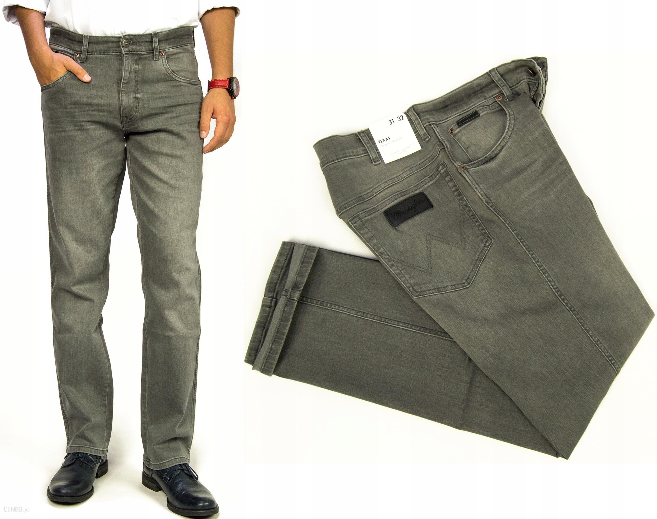 e91c0b672bef5 Wrangler Texas Silver Bullit spodnie jeans W32 L30 - Ceny i opinie ...