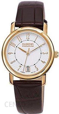 7b0fd9e490a6 Amazon dugena damski zegarek na rękę Rondo Petit Arabica – Traditional  Classic analogowy kwarcowy skóra 7000132