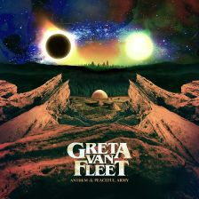 Greta Van Fleet: Anthem Of The Peaceful Army [CD]