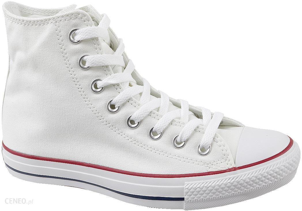c69120873154 Converse C. Taylor All Star Hi Optical White M7650 - Ceny i opinie ...