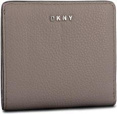 cea01f822cebd Mały Portfel Damski DKNY - Bifold Wallet R83ZA657 Warm Grey WG5 eobuwie