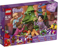 Klocki Lego Friends Kalendarz Adwentowy 41353 Ceny I Opinie Ceneopl
