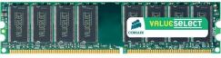 Corsair DDR2 2GB (2x1GB) Value Select 667MHz (VS2GBKIT667D2)