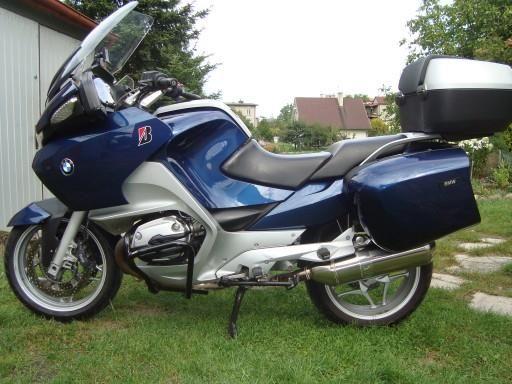 Sprzedam Motocykl Bmw R1200rt Opinie I Ceny Na Ceneo Pl