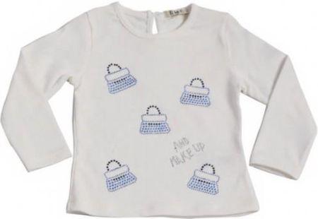 bellybutton STILL ARM - T-shirt basic - cloud dancer