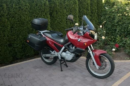 Bmw F650 1997 R Czerwony Oc I Przeglad 08 2019 Opinie I Ceny Na
