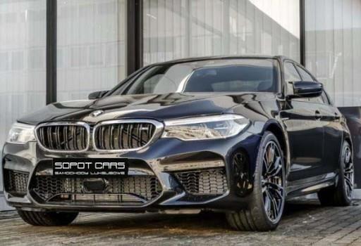 BMW M5 2018 KM Sedan inny Opinie i ceny na Ceneo.pl