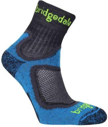 f95c1bbb297b Skarpety dla biegaczy Speed Trail CoolFusion™ Bridgedale Shade Blue 44-47