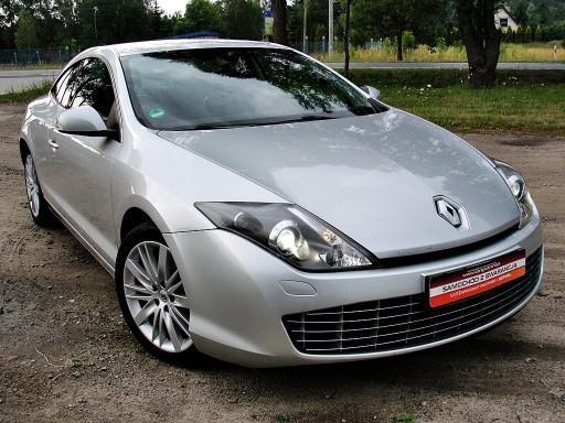 Renault Laguna Iii 2010 Km Coupe Srebrny Opinie I Ceny Na Ceneo Pl