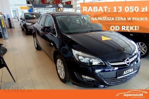 Opel Astra J 2018 Km Sedan Czarny Opinie I Ceny Na Ceneo Pl