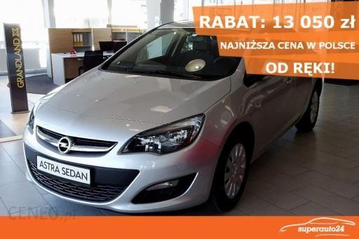 Opel Astra J 2018 Km Sedan Srebrny Opinie I Ceny Na Ceneo Pl