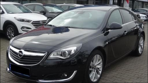 Opel Insignia A 2015 Km Hatchback Czarny Opinie I Ceny Na Ceneo Pl
