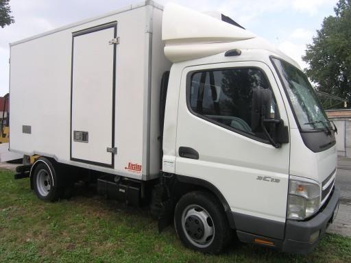Ogromnie Samochód dostawczy chłodnia Mitsubishi - Opinie i ceny na Ceneo.pl JG87
