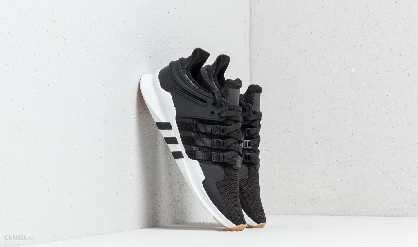 hot sale online fac21 cabbb adidas EQT Support ADV Core Black  Ftw White  Gum - zdjęcie 1