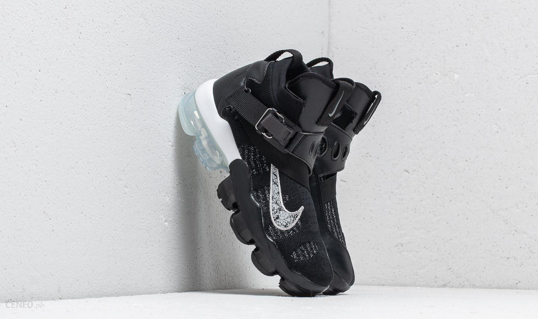 new concept 3a10d f0179 Nike Air Vapormax Premier Flyknit Black  Metallic Silver-White - zdjęcie 1
