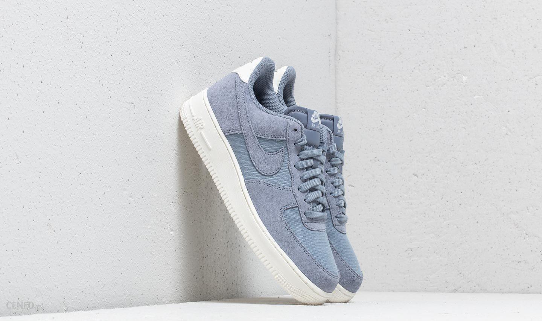 Nike Air Force 1 07 Suede Ashen Slate