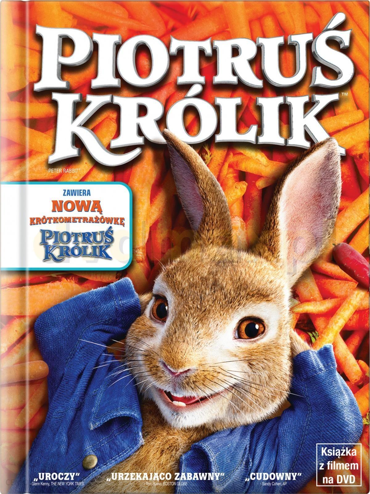 6dfc32e4e8 Film DVD Piotruś Królik (booklet)  DVD  - Ceny i opinie - Ceneo.pl
