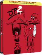 Film Blu-ray Deadpool 2 (steelbook) [Blu-Ray] - zdjęcie 1