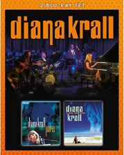 Diana Krall: Live In Paris & Live In Rio [Blu-Ray]