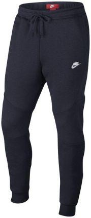 quality design 2ef59 21c90 Joggery męskie Nike Sportswear Tech Fleece - Niebieski ...