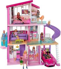 62e5c6cc585c Barbie Domek Dla Lalek Z Garażem Ffy84 - Ceny i opinie - Ceneo.pl