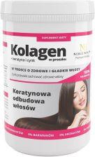 Noble Health Kolagen W Proszku Keratyna I Cynk 100 G Opinie I Ceny Na Ceneo Pl