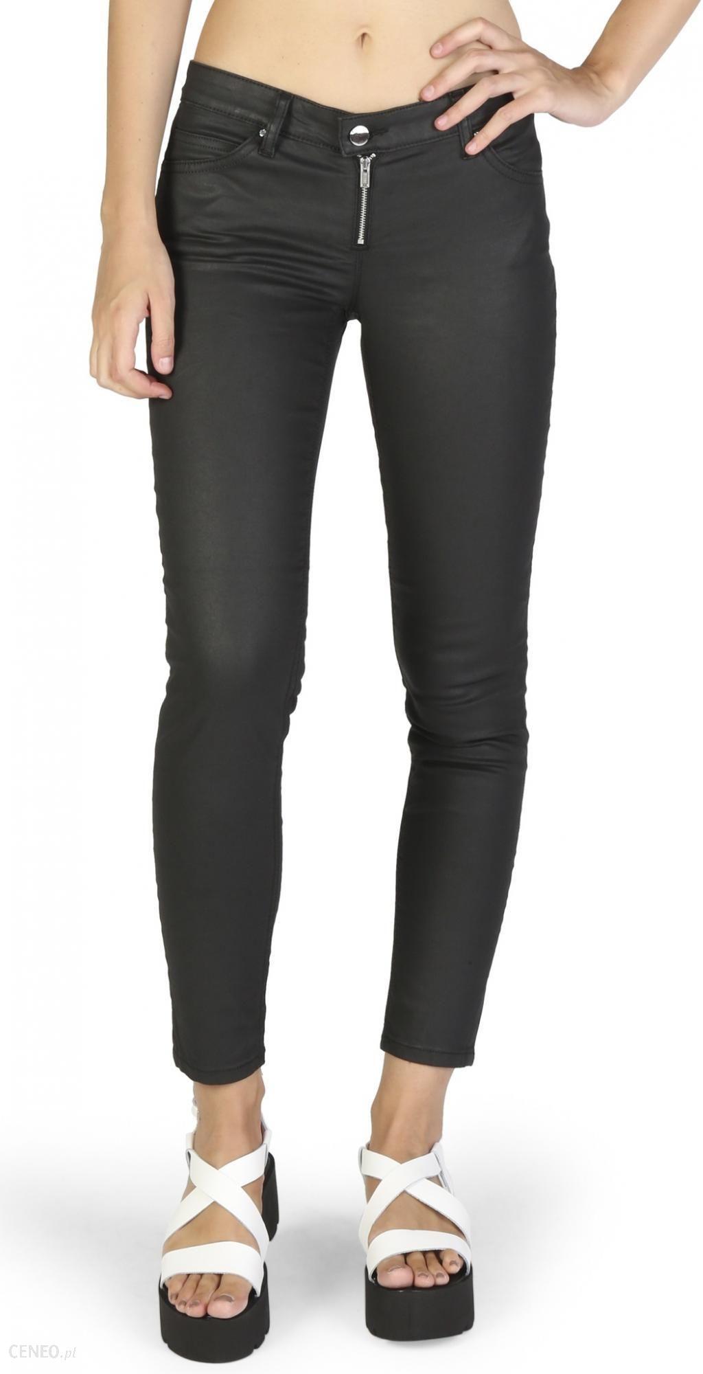 56bd80f6d9169 Guess spodnie damskie 26 czarny