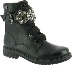 a2435e94647bc Tom Tailor buty za kostkę damskie 37 czarny, BEZPŁATNY ODBIÓR: WROCŁAW!